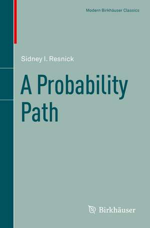A Probability Path de Sidney I. Resnick
