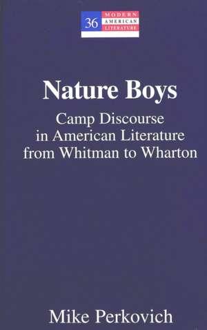 Nature Boys de Mike Perkovich