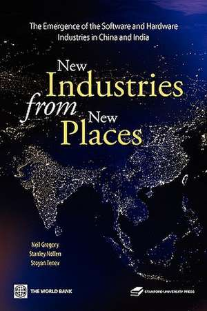 New Industries from New Places de Neil Gregory