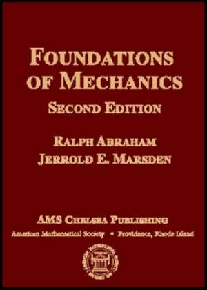 Foundations of Mechanics imagine
