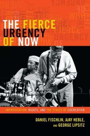 The Fierce Urgency of Now imagine