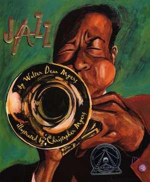 Jazz de Walter Dean Myers