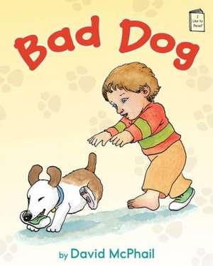 Bad Dog de David McPhail