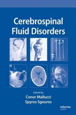 Cerebrospinal Fluid Disorders
