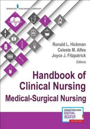 Handbook of Clinical Nursing: Medical-Surgical Nursing