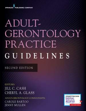 Adult-Gerontology Practice Guidelines, Second Edition imagine