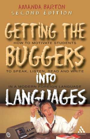 Getting the Buggers into Languages 2nd Edition imagine