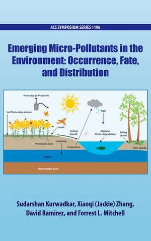Emerging Micro-Pollutants in the Environment