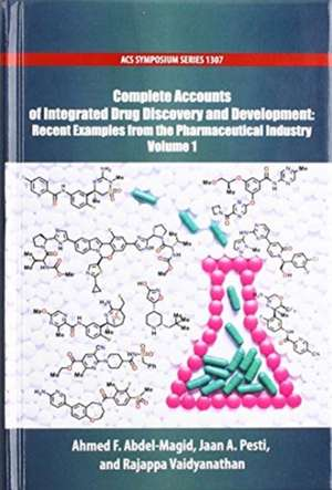 Complete Accounts of Integrated Drug Discovery and Development imagine