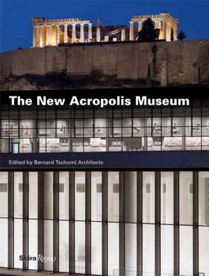 The New Acropolis Museum de Demetrios Pantermales