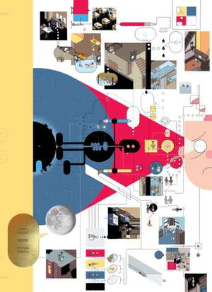 Monograph by Chris Ware