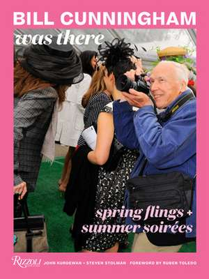 Bill Cunningham Was There: Spring Flings + Summer Soirees imagine