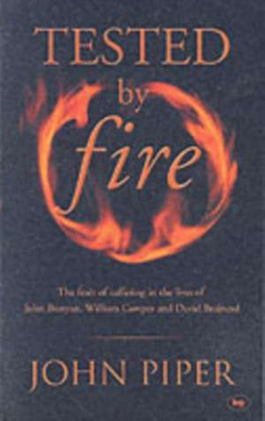 Tested by Fire de John Piper