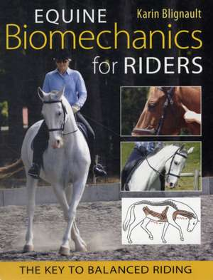 Equine Biomechanics for Riding imagine