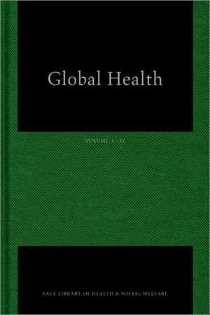 Global Health de Ronald Labonte