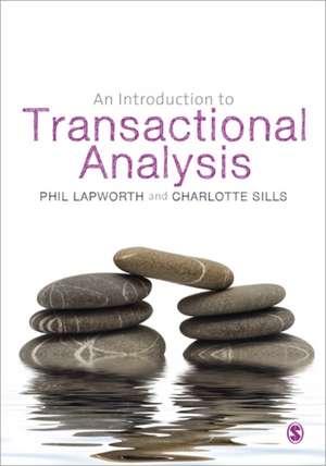 An Introduction to Transactional Analysis
