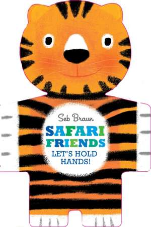 Safari Friends: Let's Hold Hands