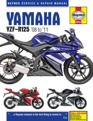 Yamaha YZF-R125 (08 - 11) de Matthew Coombs