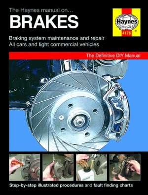 Haynes Manual on Brakes de  Haynes Publishing