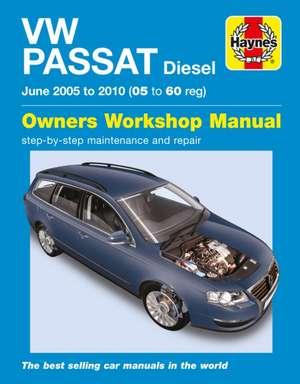VW Passat Diesel de  Haynes Publishing