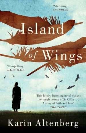 Island of Wings de Karin Altenberg