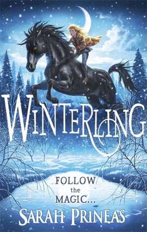Winterling Series: Winterling de Sarah Prineas