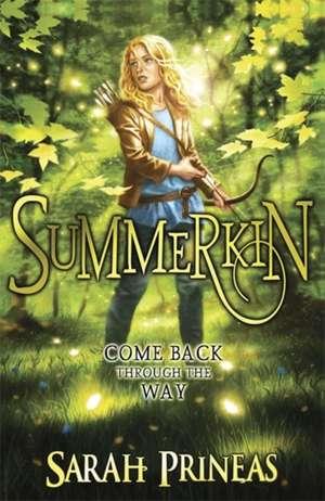 Prineas, S: Winterling Series: Summerkin de Sarah Prineas