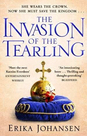 The Invasion of the Tearling de Erika Johansen