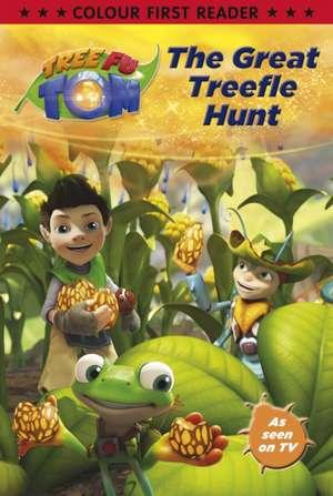 Tree Fu Tom: The Great Treefle Hunt