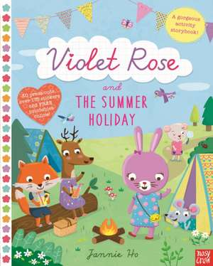 Violet Rose and the Summer Holiday imagine
