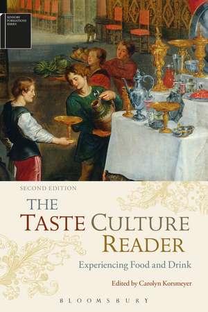 The Taste Culture Reader