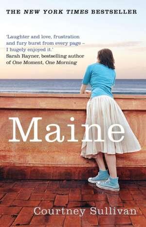 Maine de Courtney (Author) Sullivan