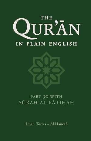 The Qur'an in Plain English