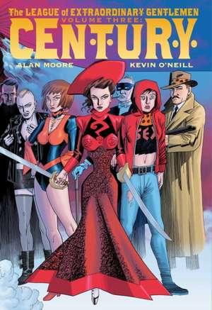 The League Of Extraordinary Gentleman Volume 3