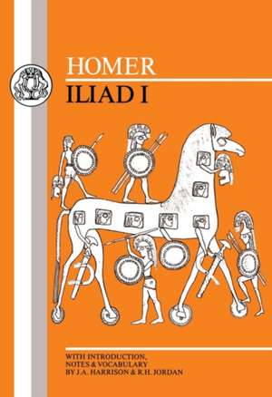 Homer: Iliad I de Homer