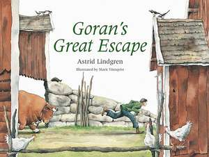 Goran's Great Escape