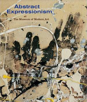 Abstract Expressionism at the Museum of Modern Art imagine