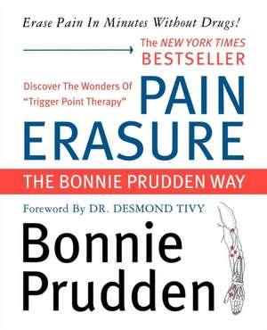 Pain Erasure de Bonnie Prudden