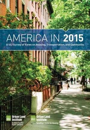 America in 2015 imagine