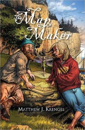 The Map Maker de Matthew J. Krengel