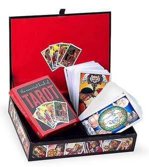 The Essential Tarot Book & Card Set de Rosalind Simmons