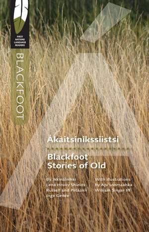 Blackfoot Stories of Old imagine