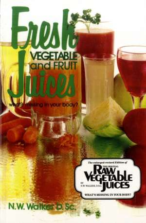 Fresh Vegetable and Fruit Juices imagine