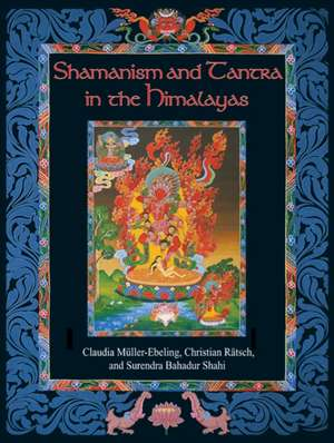 The Shamanism and Tantra in the Himalayas:  The Fighter's Ultimate Fitness Manual de Christian Rdtsch