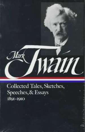 Twain:  1891-1910 de Mark Twain