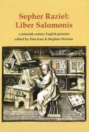 Sepher Raziel Also Known as Liber Salomonis, a 1564 English Grimoire from Sloane MS 3826 imagine