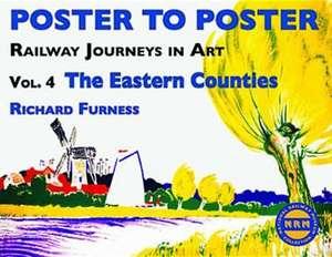Furness, R: Railway Journeys in Art Volume 4: The Eastern Co imagine