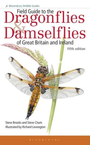 Field Guide to the Dragonflies and Damselflies of Great Britain and Ireland imagine
