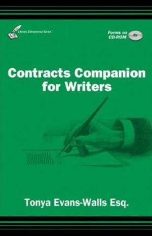 Contracts Companion for Writers imagine