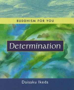 Determination imagine